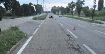 Auto contro moto