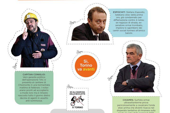 """Salvini """"coniglio"""" protagonista del 'Madamin Game' – Il"""