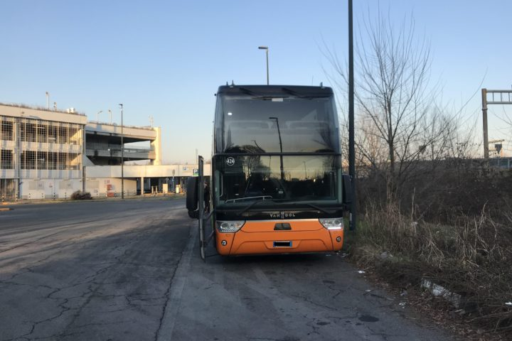 Bus low cost maxi multa