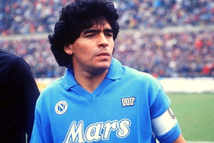 E' morto Diego Armando Maradona – Addio al fuoriclasse ...